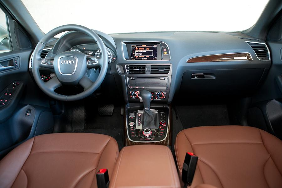 Audi Q5 Interior Colors