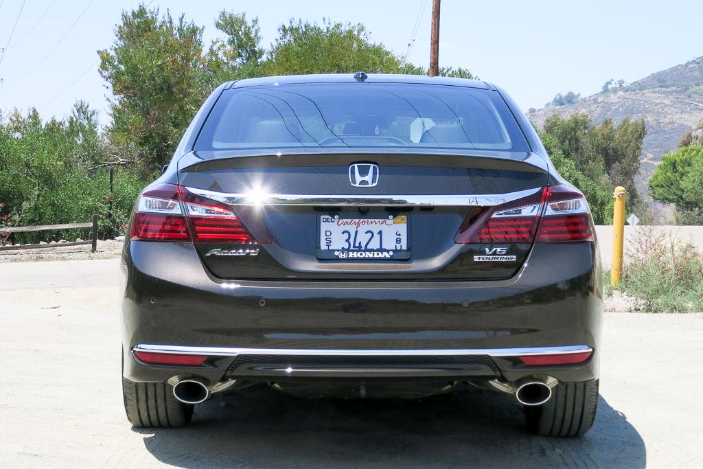 2016 Honda Accord Explaining The Trim Levels