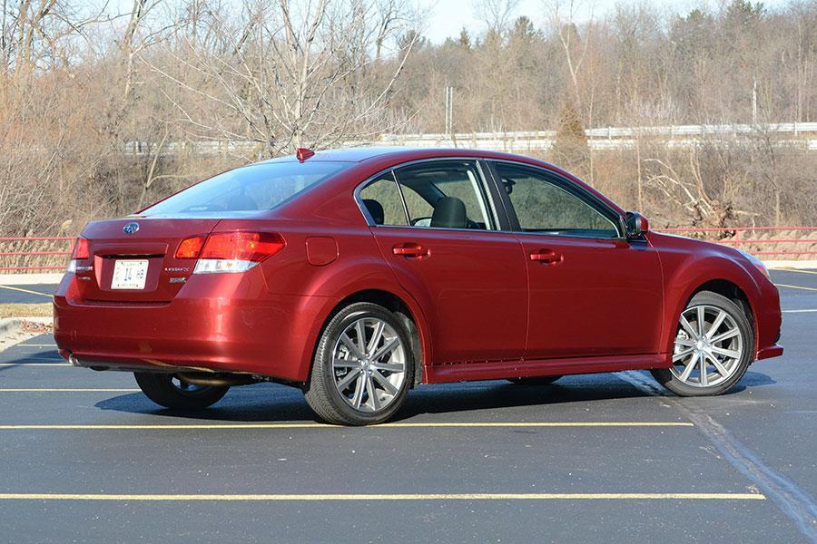 2014 Subaru Legacy Our Review Cars Com
