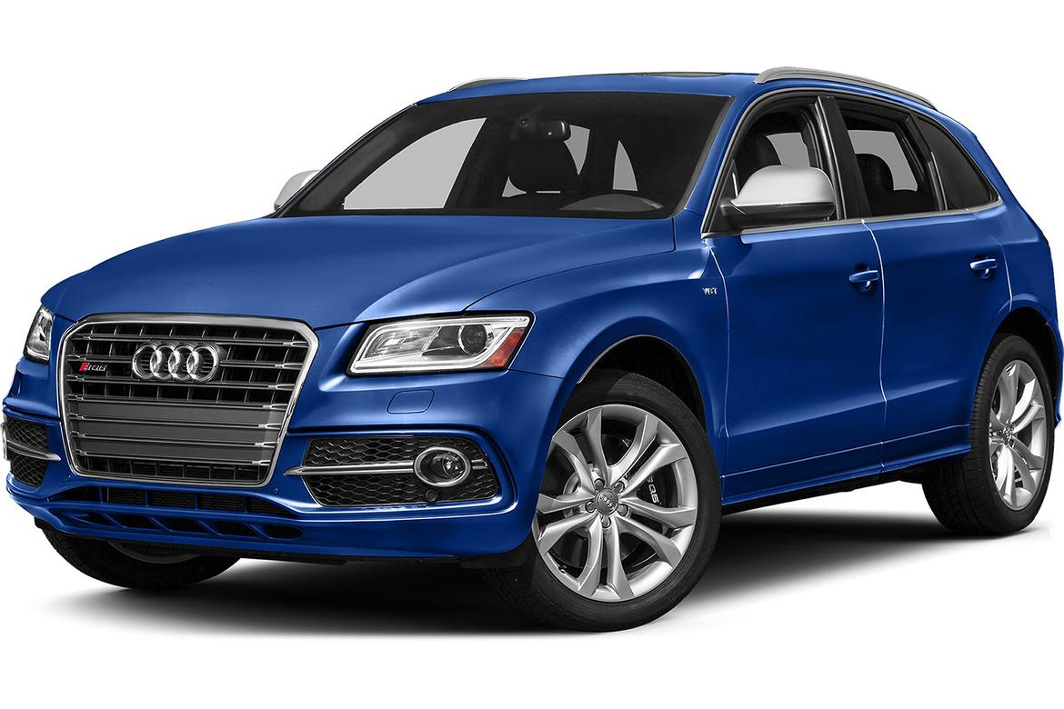 2015 audi sq5 overview | cars