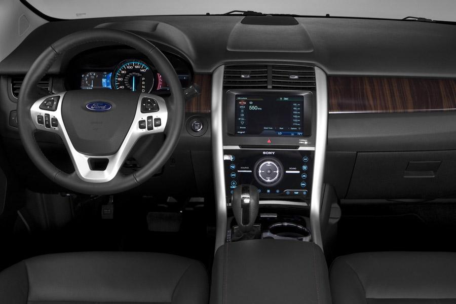 Amazing Our View: 2013 Ford Edge