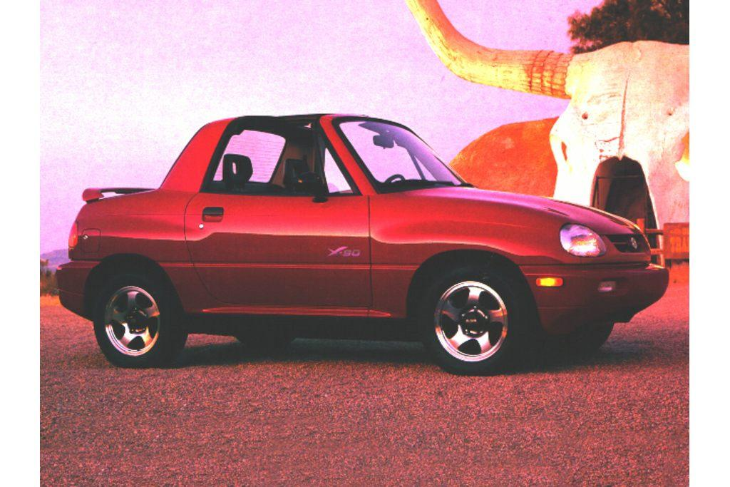 1997 Suzuki X-90