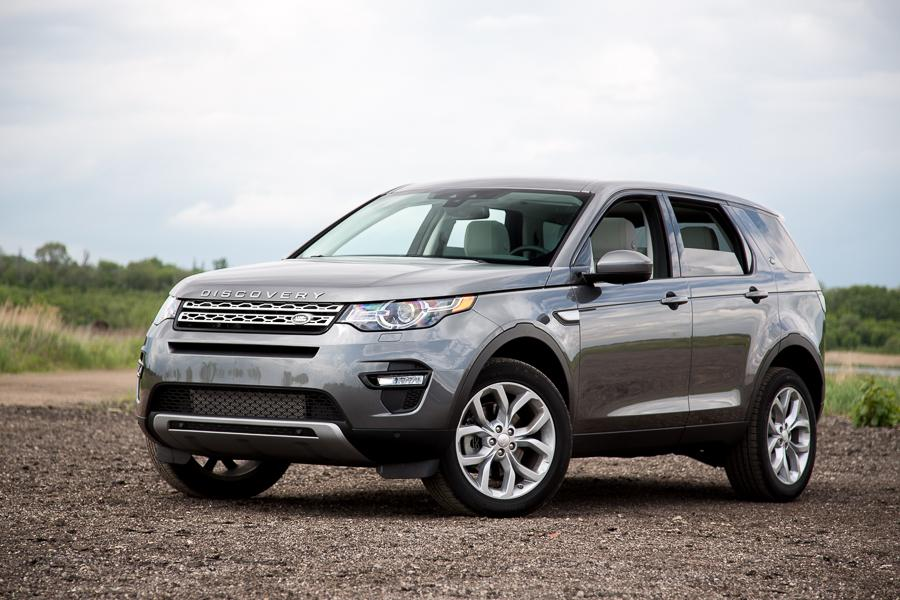 2015 Acura Rdx For Sale >> 2015 Land Rover Discovery Sport - Our Review | Cars.com