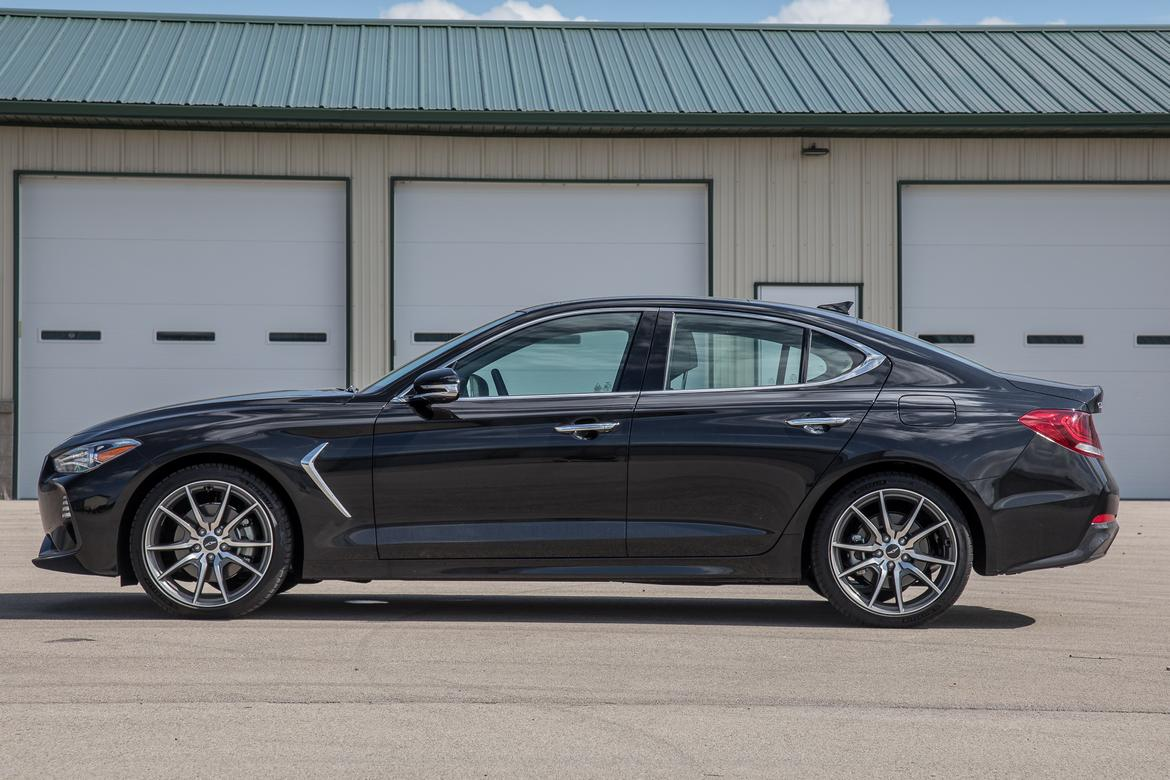 2019 Genesis G70 G80 G90 Earn Top Safety Scores Under New