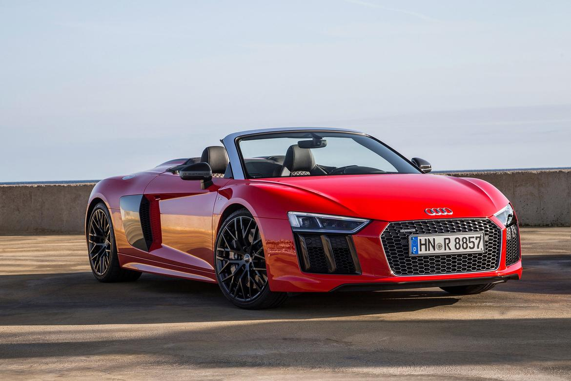 Audi R ConvertibleCoupe Carscom Overview Carscom - Audi car r8 price in india