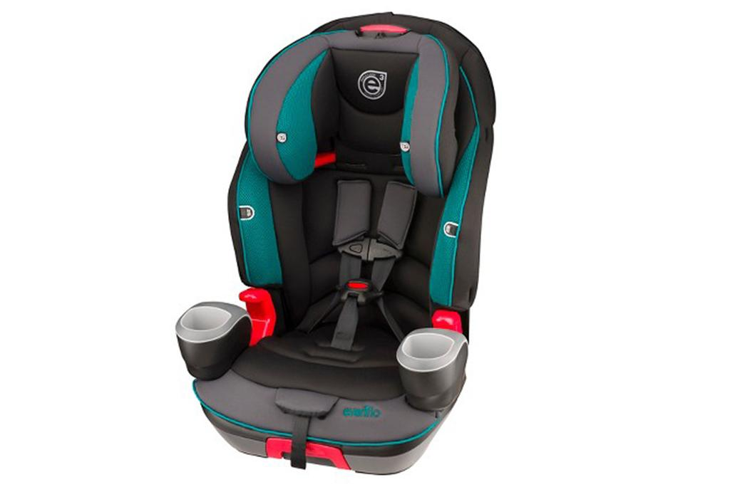 recall alert evenflo evolve booster seats news. Black Bedroom Furniture Sets. Home Design Ideas