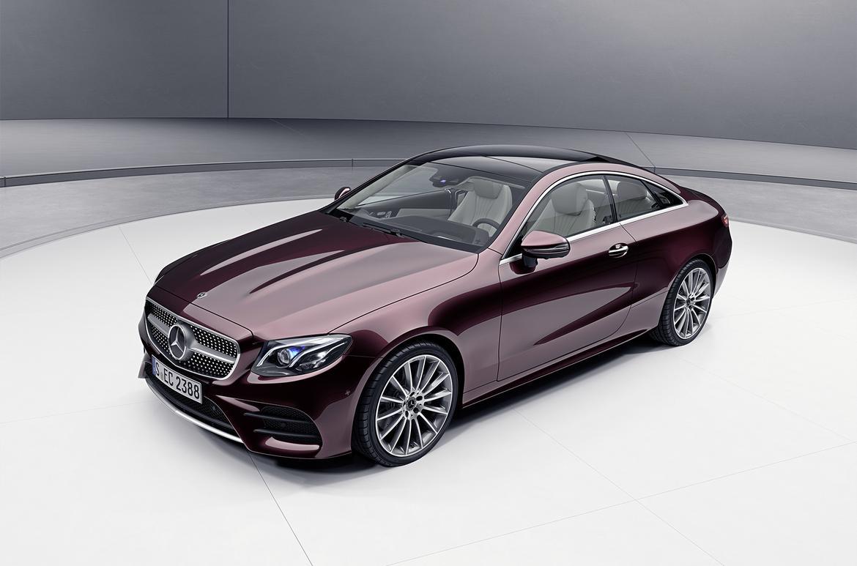 Mercedes Benz E Class Gets New Engines News Cars Com