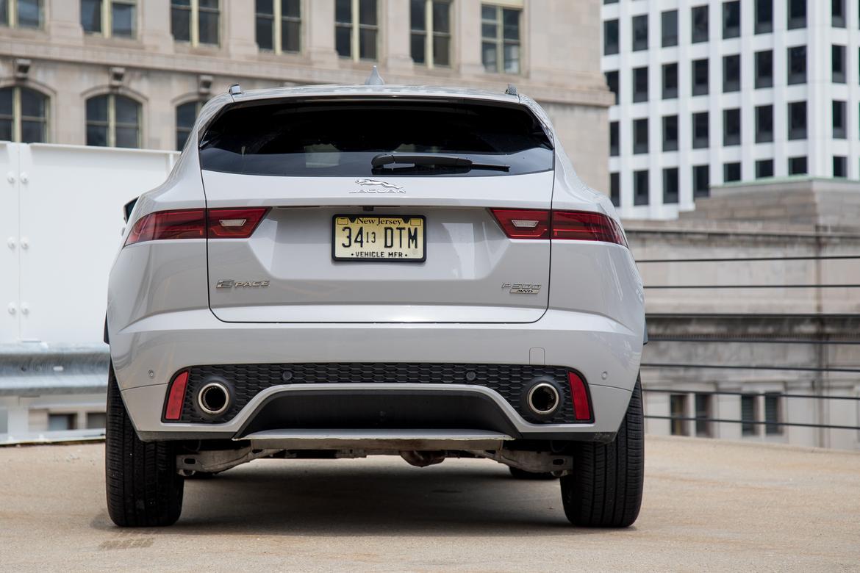 06 Jaguar E Pace 2018 Exterior Rear