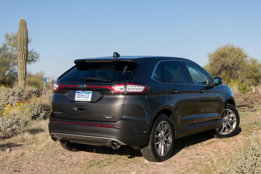 2015 ford edge our review. Black Bedroom Furniture Sets. Home Design Ideas