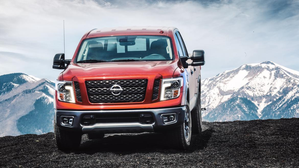2018 Nissan Titan's Improved Safety Scores Top What's New ...
