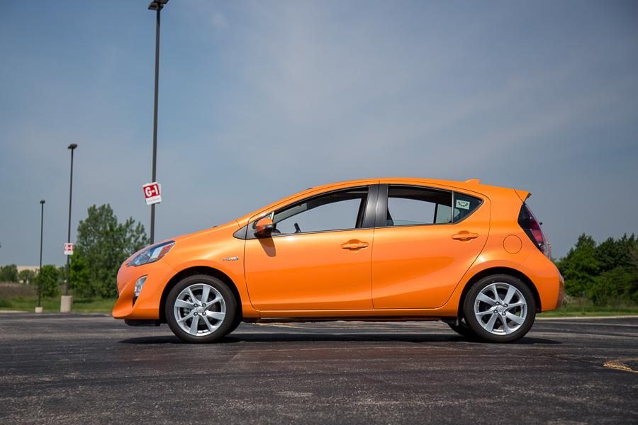 2015 toyota prius c our review. Black Bedroom Furniture Sets. Home Design Ideas