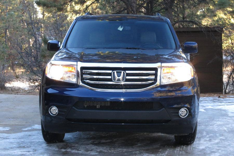2015 honda pilot our review. Black Bedroom Furniture Sets. Home Design Ideas