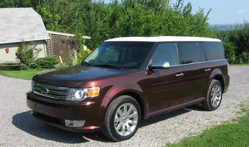 ford flex gas mileage and packing news. Black Bedroom Furniture Sets. Home Design Ideas