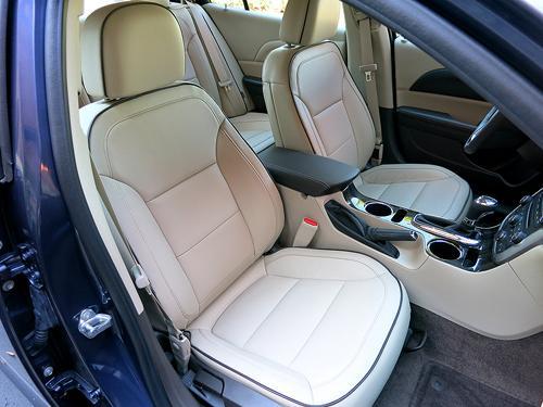 2014 Chevrolet Malibu First Drive News Carscom