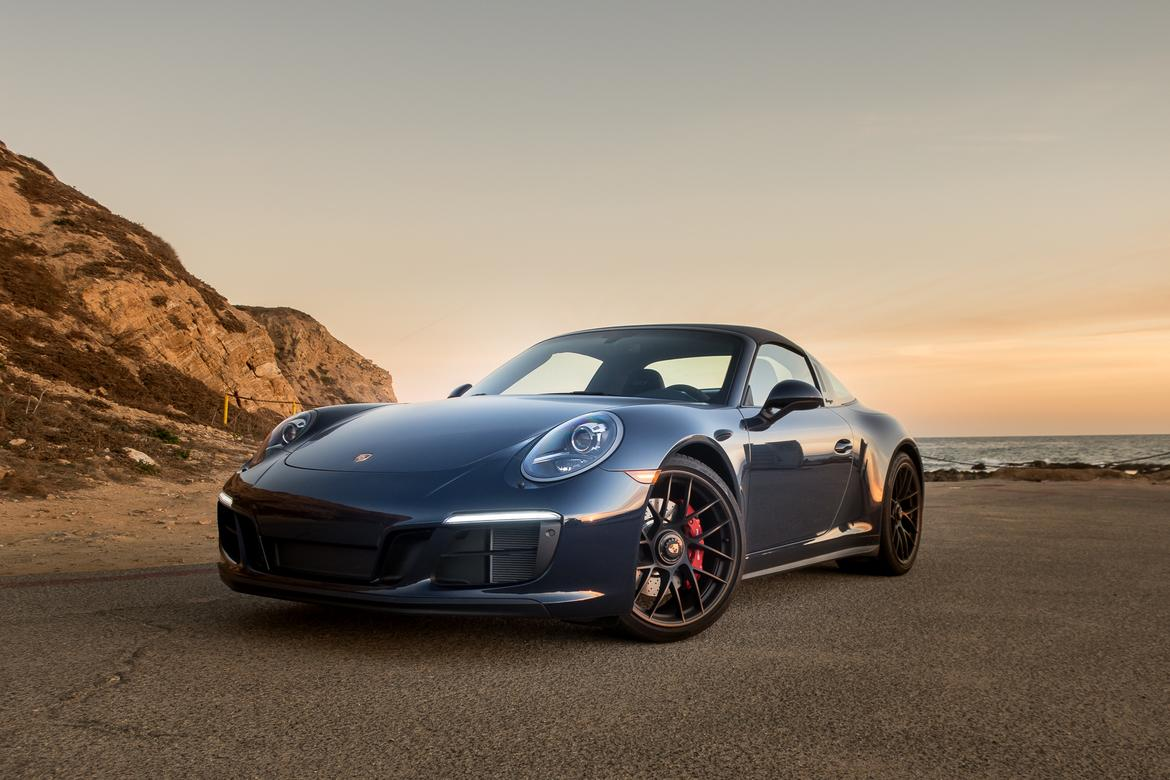 is the porsche 911 targa 4 gts worth the extra 63k news. Black Bedroom Furniture Sets. Home Design Ideas
