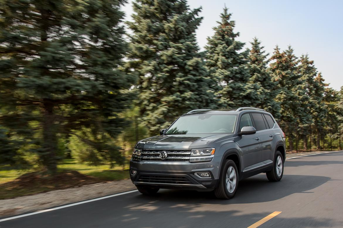 Volkswagen Atlas Whats The Cost Of A FillUp News Carscom - Vw atlas dealer invoice