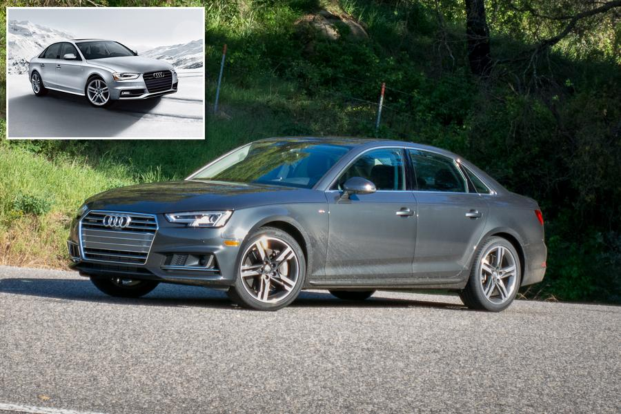 2017 Audi A4 - Our Review | Cars.com