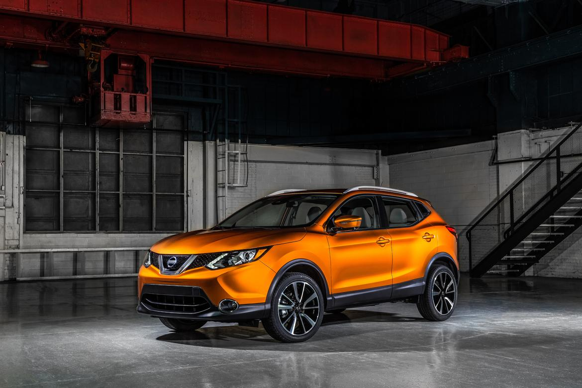 2017 Nissan Rogue Sport Preview | News | Cars.com