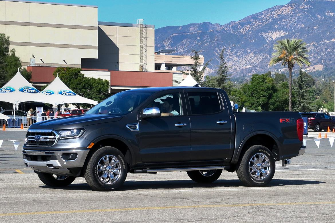 Ecoboost Gets Ego Boost Ford Claims Bragging Rights For Ranger Mpg