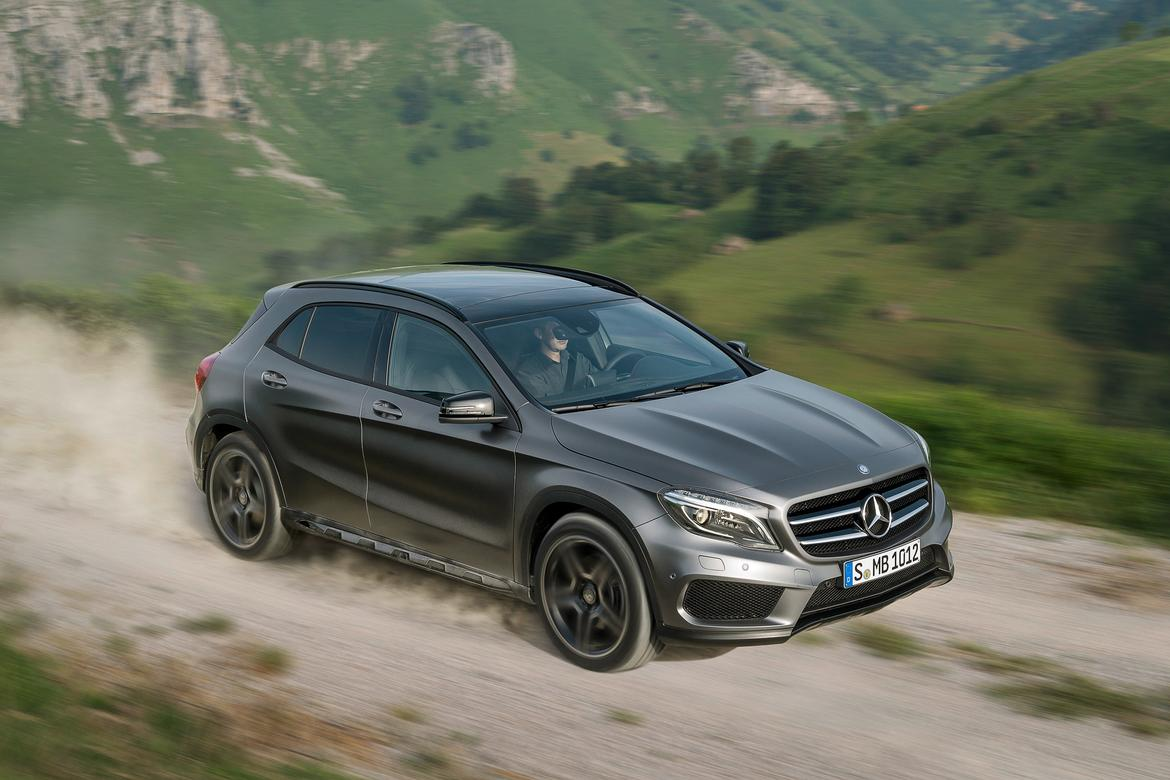 2016 mercedes benz gla class what 39 s changed news. Black Bedroom Furniture Sets. Home Design Ideas