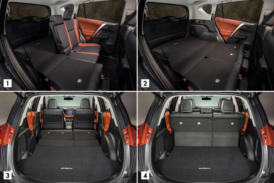 2014 toyota rav4 our review. Black Bedroom Furniture Sets. Home Design Ideas