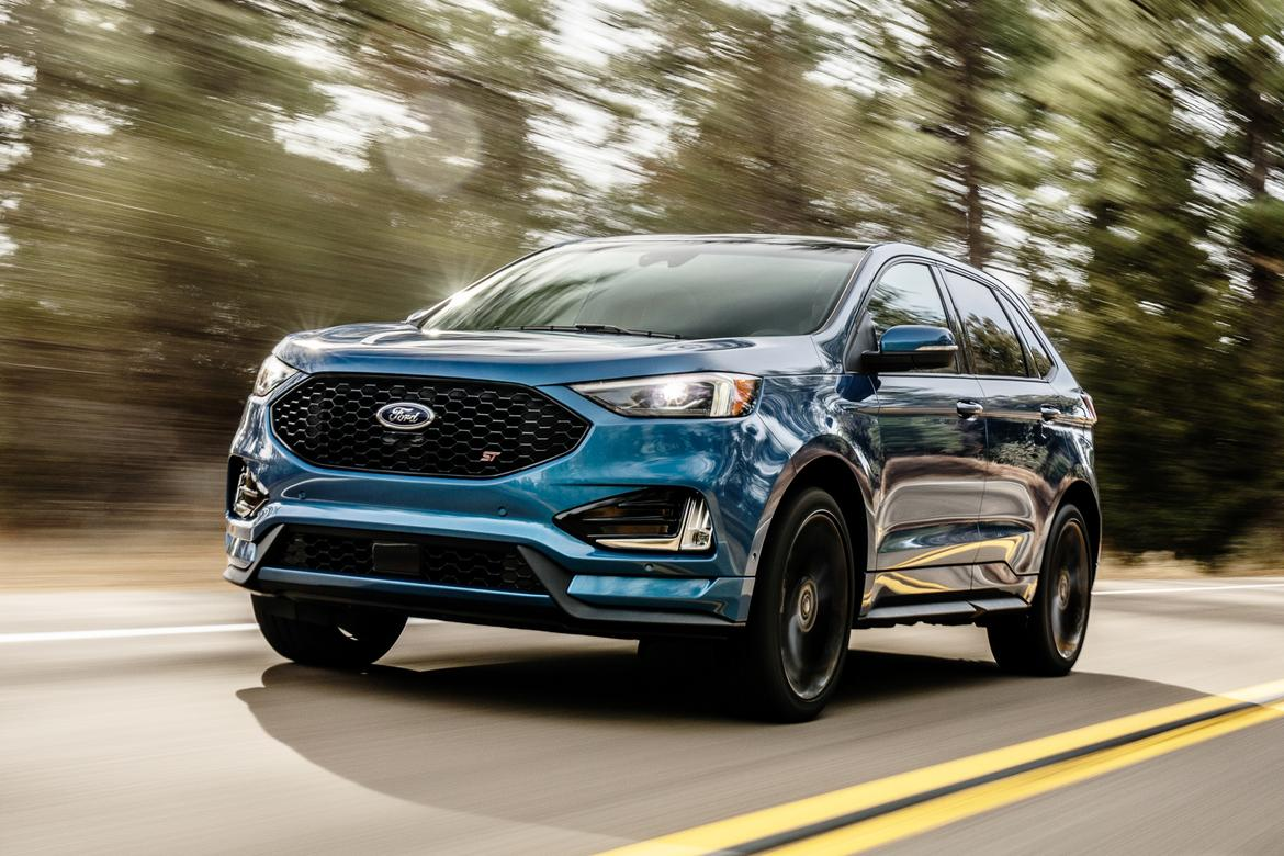 Safety Standard: Ford to Include Auto Braking, Other Tech Lineup ...