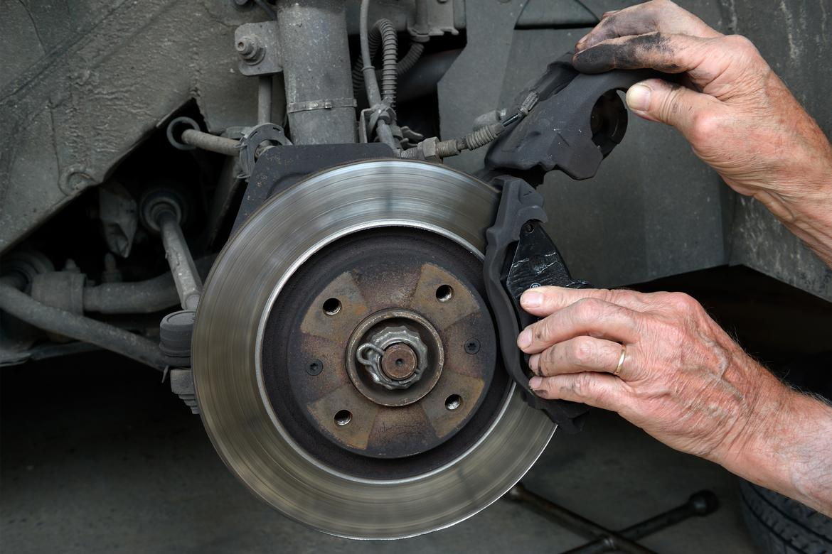 When to change brake pads 66