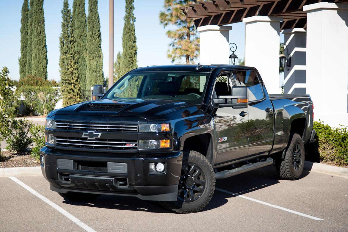 Heavy-Duty Pickups, America's Most Driven Top What's New ...