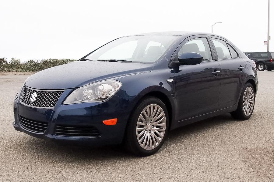 Most Affordable Sports Cars >> 2012 Suzuki Kizashi - Our Review   Cars.com