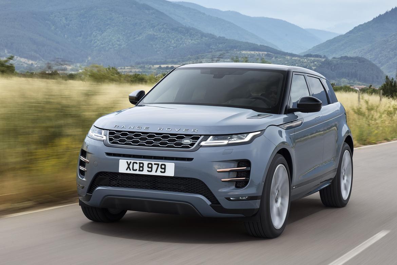 2020 Land Rover Range Rover Evoque En Route To Chicago News Cars Com