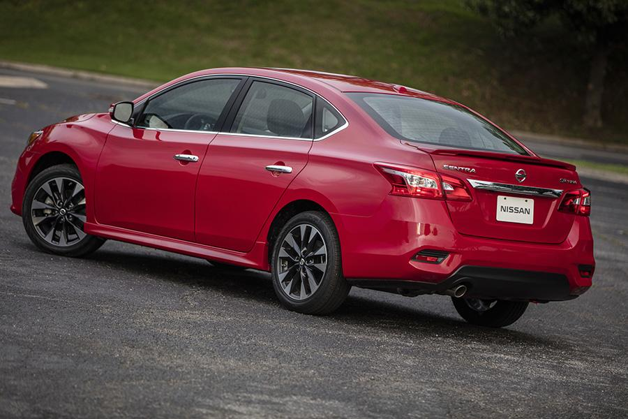 2017 Nissan Sentra Sr Turbo Starts At 22 825