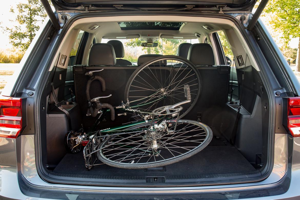 Which 3 Row Suv Has The Most Usable Cargo Space News