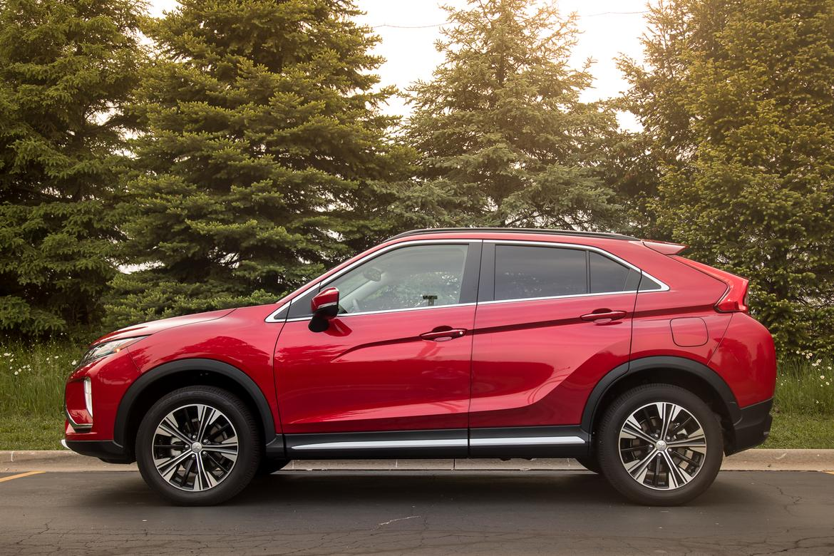 2018 Mitsubishi Eclipse Cross - Our Review | Cars.com