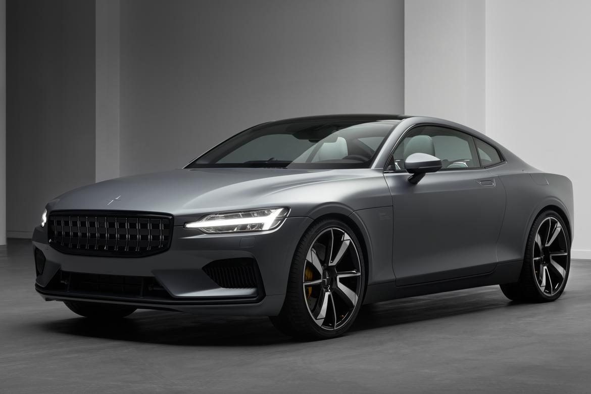 good news  polestar 1 buyers  your balance is now just  152 500