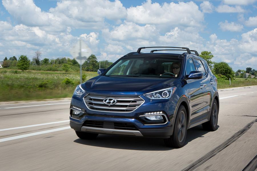 Our View: 2017 Hyundai Santa Fe Sport