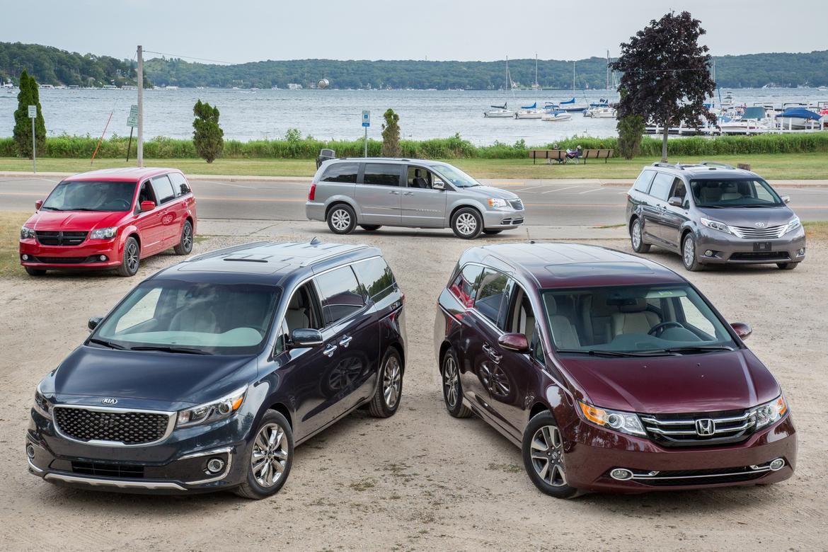 Which Minivan Gets the Best Mileage? | News | Cars.com