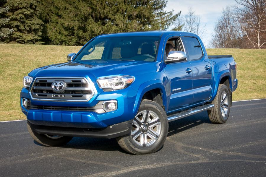 2016 toyota tacoma our review. Black Bedroom Furniture Sets. Home Design Ideas