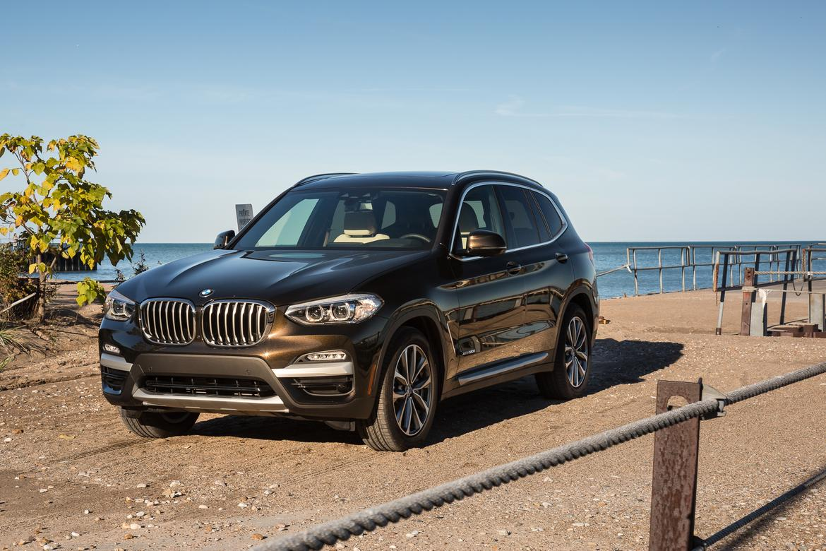 2018 BMW X3 - Our Review | Cars.com