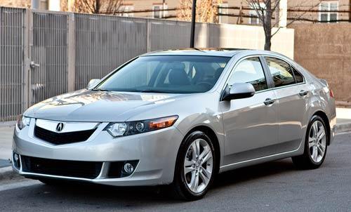 Cars Com Reviews The 2010 Acura Tsx News Cars Com