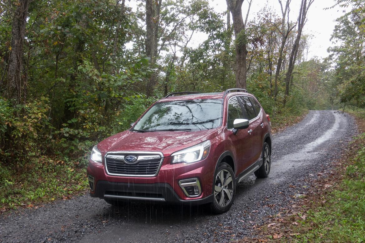 Top 5 Reviews And Videos Of The Week 2019 Subaru Forester A Subtle