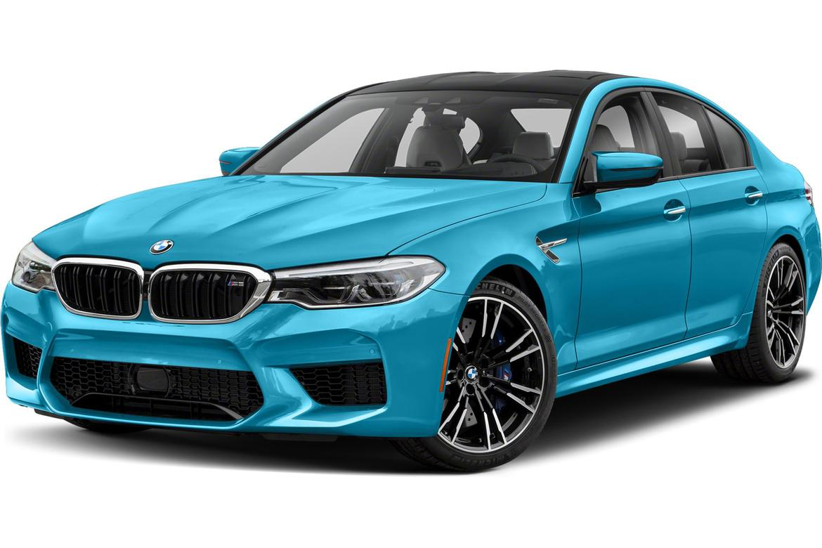 2018 Bmw M5 Recall Alert News Cars Com