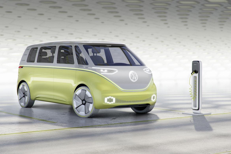 Vw Microbus To Return In 2022 As Ev News Cars Com