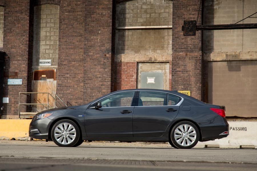 2016 acura rlx sport hybrid our review. Black Bedroom Furniture Sets. Home Design Ideas