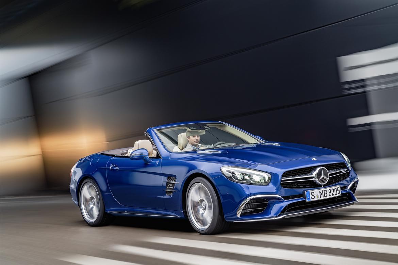 2017 Mercedes-Benz SL: First Look | News | Cars.com