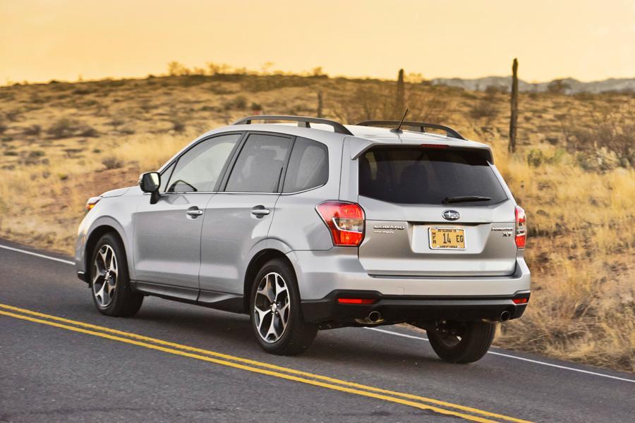 2014 Subaru Forester  Our Review  Carscom