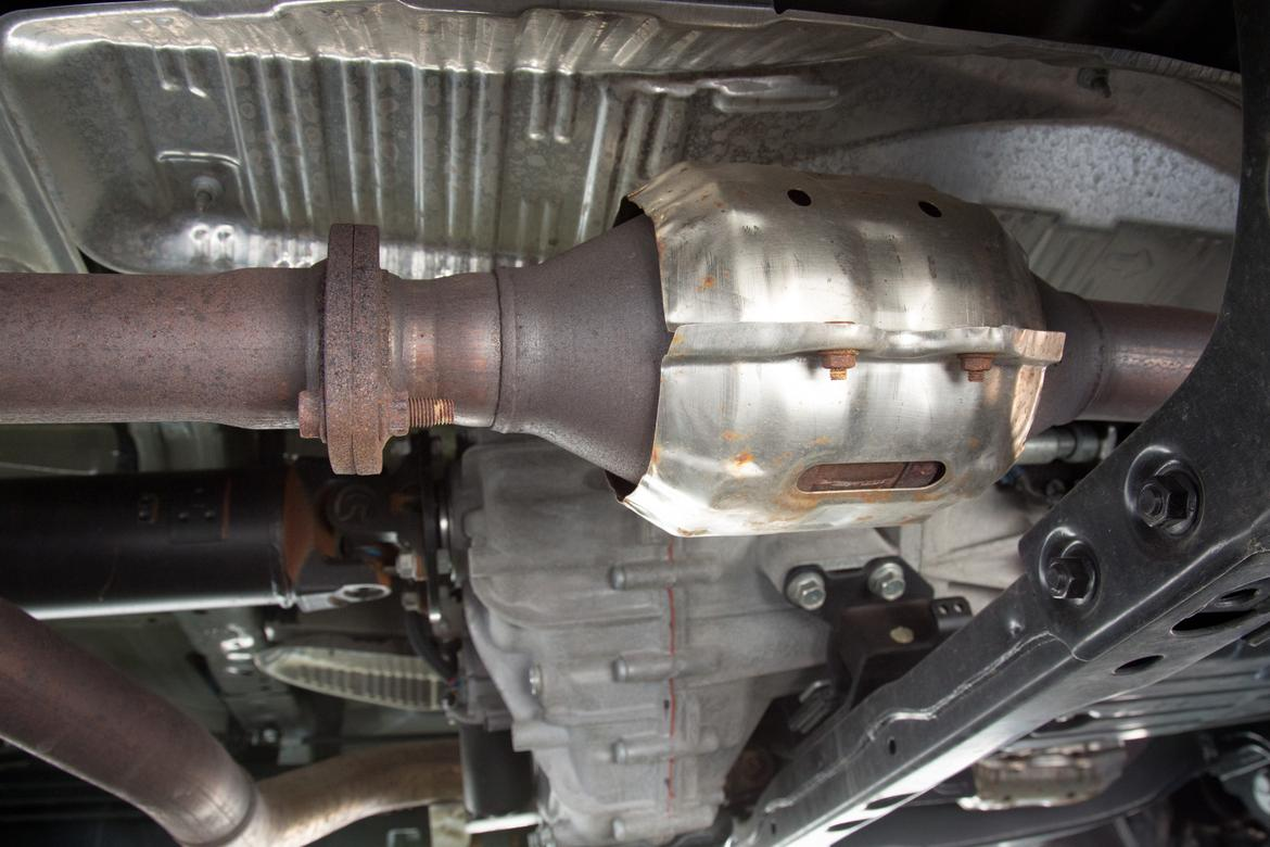 Catalytic Converters Are The Cadillac Of Car Components