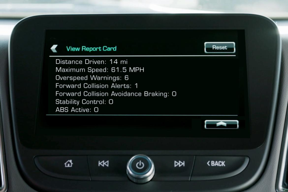 Chevrolet Malibu teen driver report card.jpg