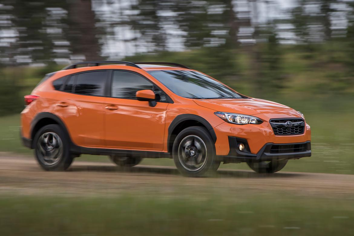 subaru gives 2019 crosstrek a few tweaks and a price bump news. Black Bedroom Furniture Sets. Home Design Ideas
