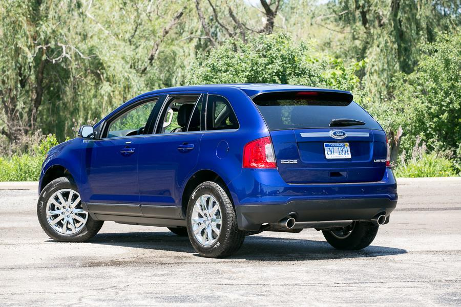 2014 ford edge our review. Black Bedroom Furniture Sets. Home Design Ideas