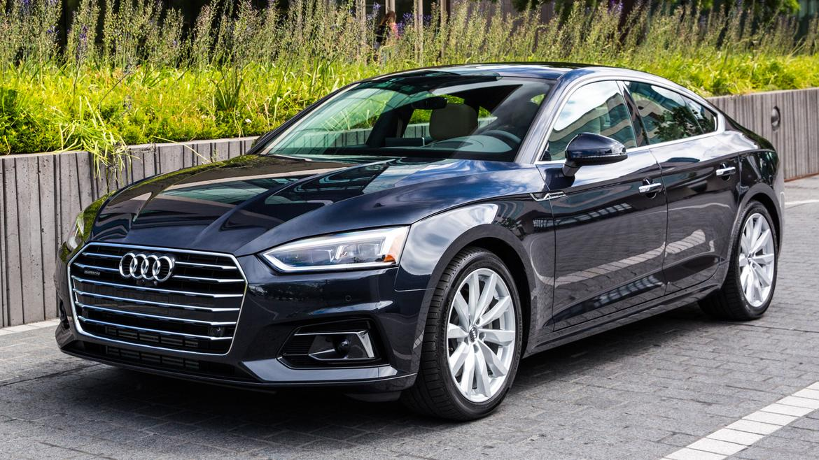 2018 Audi A4 Allroad A5 Coupe And Sportback Top Safety